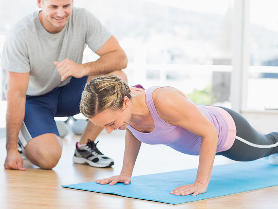 50-Minute Personal Training Session with Assessment Included