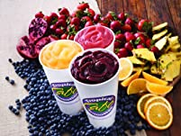 Tropical Smoothie Café Arizona: Three $10 Punches - E Camelback Rd Location