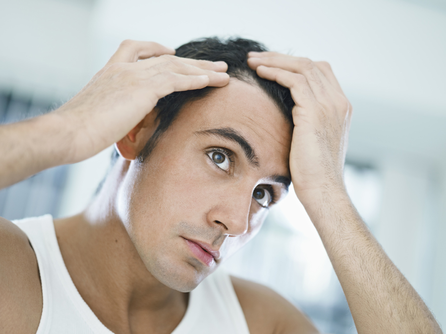 Three Men's Haircuts with Scalp Massage and More