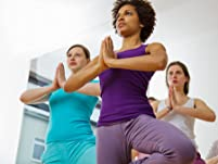 Free Coupon for 55% Off Five Yoga Classes