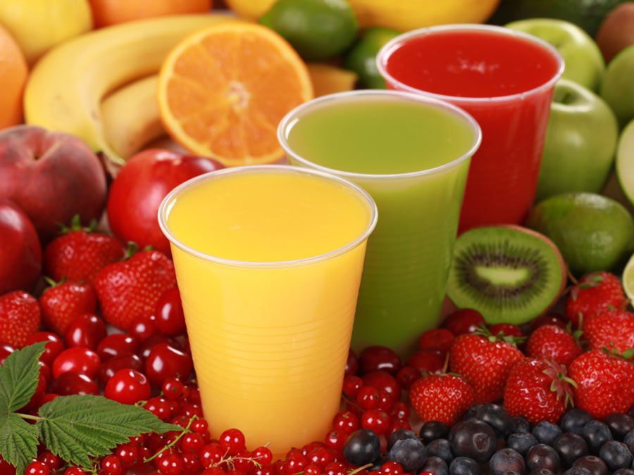 One- or Three-Day Juice Cleanse