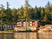 Alderbrook Resort Stay With Valet Parking and Wi-Fi