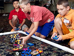 Five-Day Robotics Summer Camp
