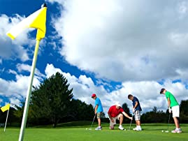 Youth Golf Camp with Club Rental, T-Shirt, and More