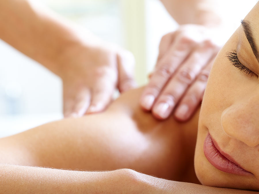 55 or 80-Minute Massage