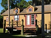 Coastal Florida Cabin Stay for Six People for Two, Three, or Four Nights