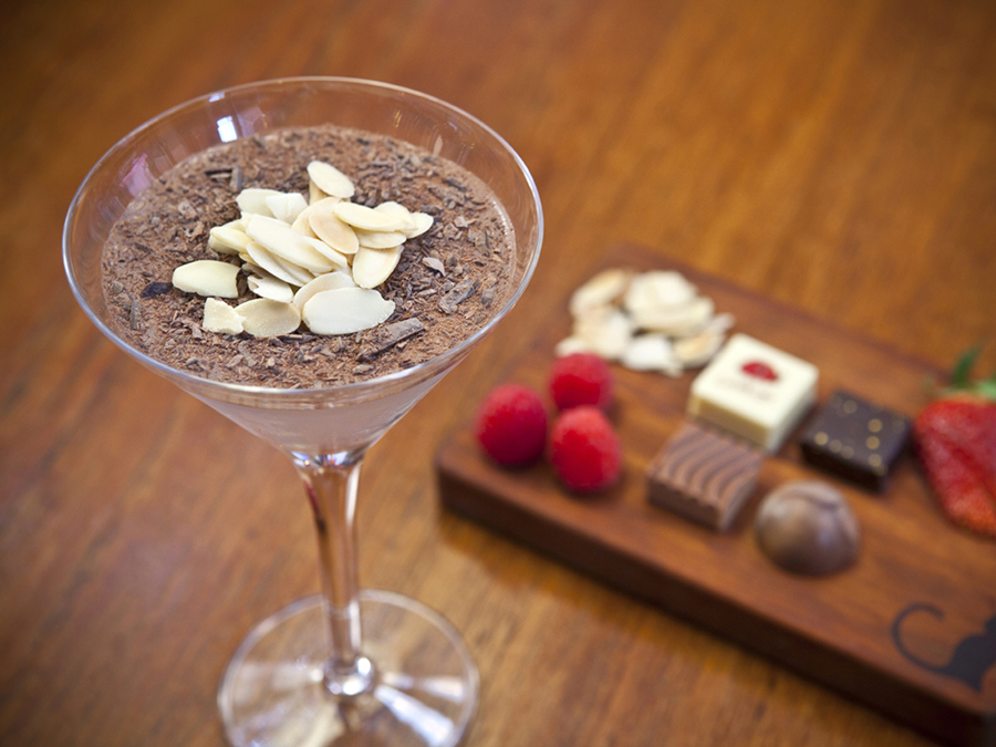 AYZA Wine & Chocolate Bar: Meal for Two or Four