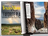 """Texas Monthly"" Subscription"