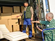 Moving Services Including Movers and Truck