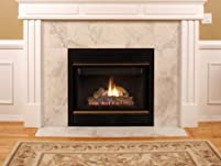 Cleaning and Service for a Gas Fireplace