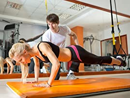 Four 60-Minute Personal Training Sessions with Assessment and More