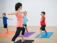 Interactive Yoga Sessions for Children
