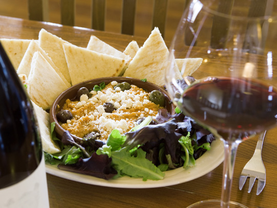 Dinner with Wine Pairings at Gitan Bistro Crú