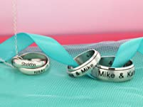 Personalized Ring or Necklace