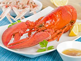 $200 to Spend at GetMaineLobster.com