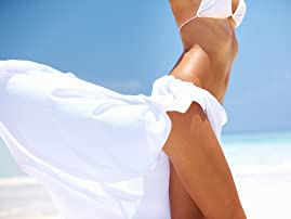Six Laser Hair Removal Sessions for One Medium Area