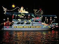 Newport Beach Parade & Holiday Lights Cruises