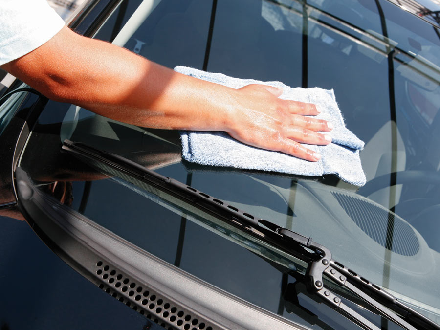 Auto Detailing or Windshield Crack Repair