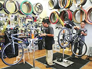 Bicycle Tune-Up and Wash and $100 Towards a Bike