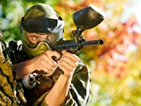 All-Day Paintball Adventure Package for One Person