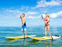 Stand-Up Paddleboard Rental, Yoga, or Tour