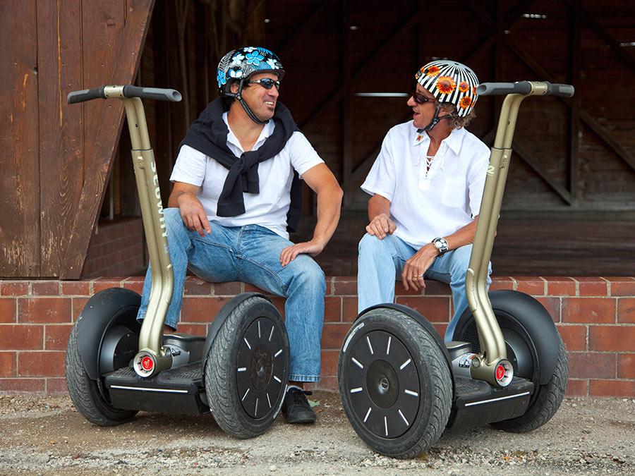 Bike or Segway Tour or Scooter Rental for One