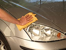 One Exterior Deluxe Wash for Car or Sedan