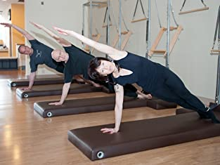 Pilates: Five or Ten Basic Mat Classes