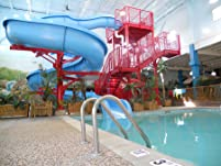 One-Night Family Stay for Four with Breakfast and Waterpark Passes