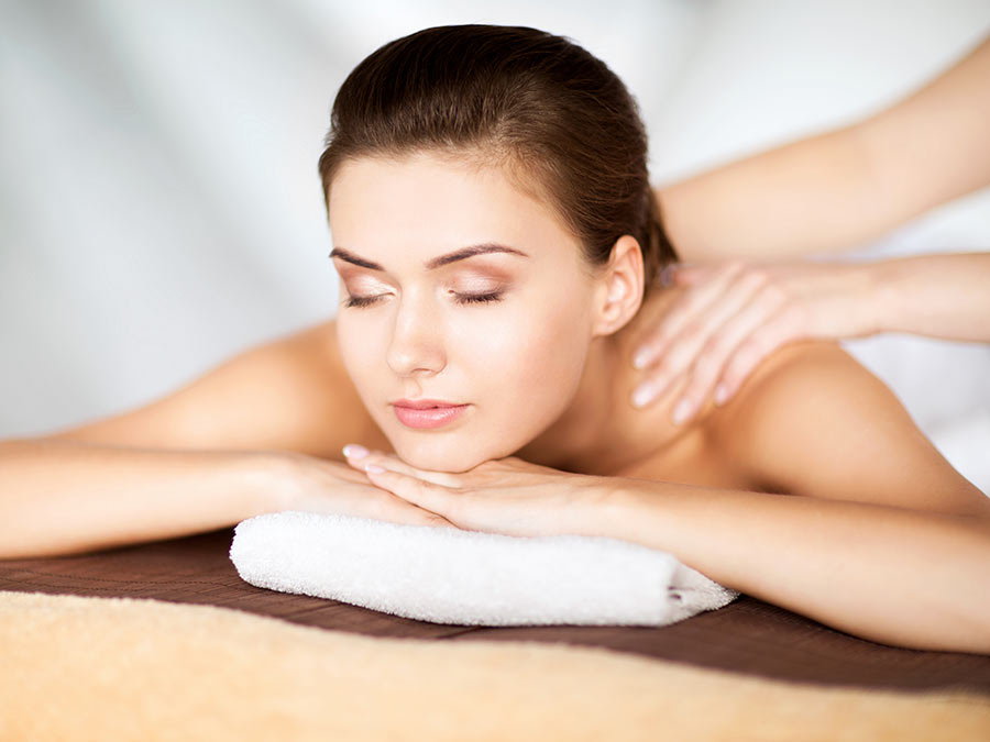 Combination Massage with Stretching & Aromatherapy