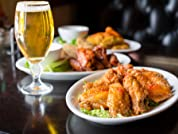 Two Craft Beers and Two Appetizers at Aces & Ales