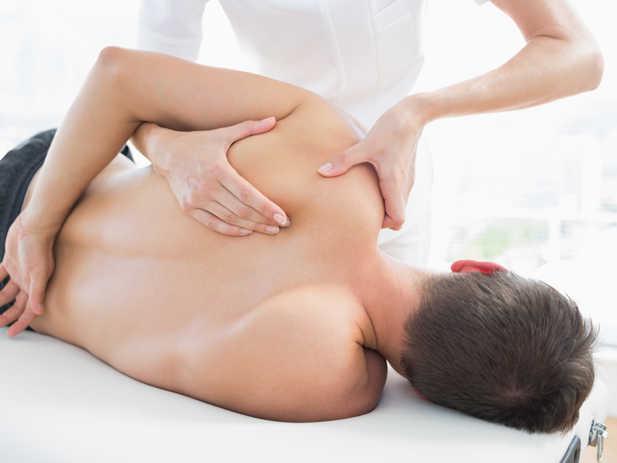 60-Minute Myofascial Release Session