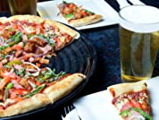 Pizza Dinner with Drinks for Two at Pizza D'Light