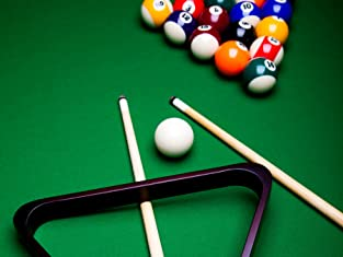 Two Hours of 8-Ball or Snooker