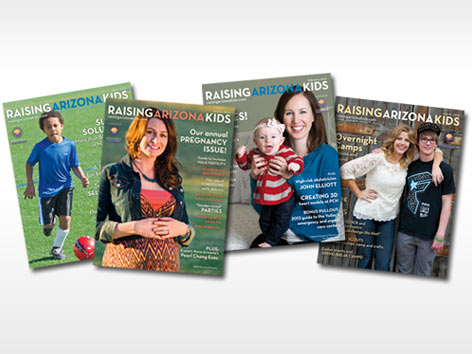 Subscription to Raising Arizona Kids Magazine