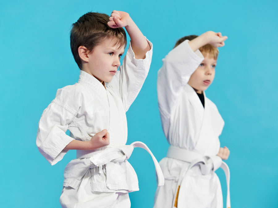 Unlimited Children's Kung Fu Classes for One Month