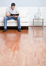 Hardwood Floor Cleaning for Two Rooms and One Hallway