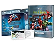 """""""The Avengers: Black Ops Field Guide"""" Personalized Children's Book"""