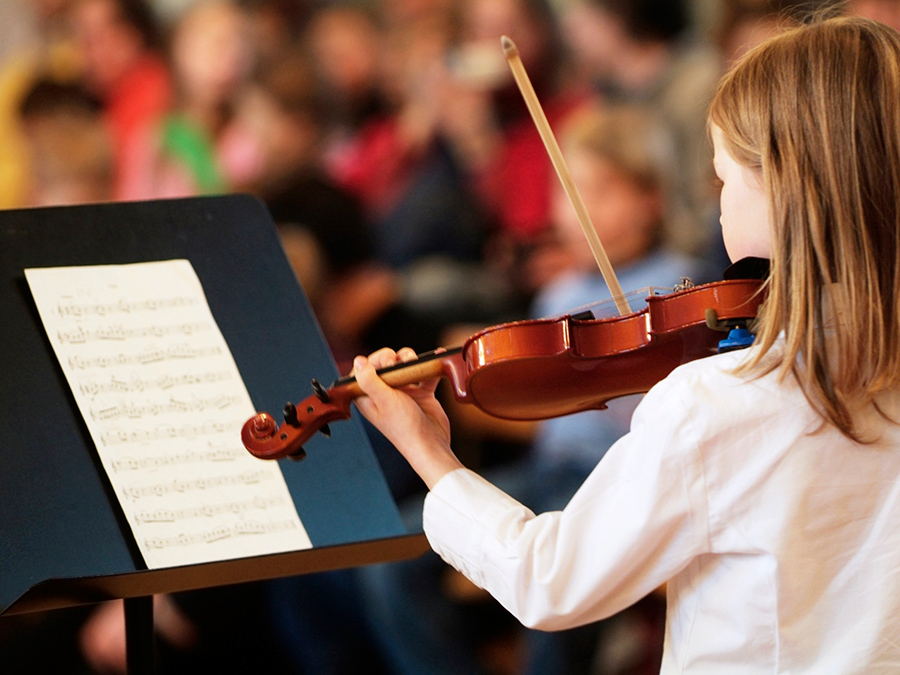 Four Private Music Lessons of Your Choice