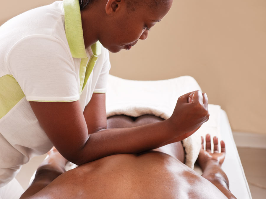 One-Hour Deep-Tissue Massage