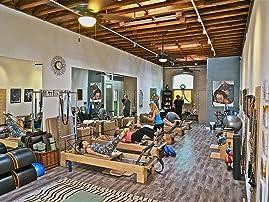 Pilates: Five Group Classes
