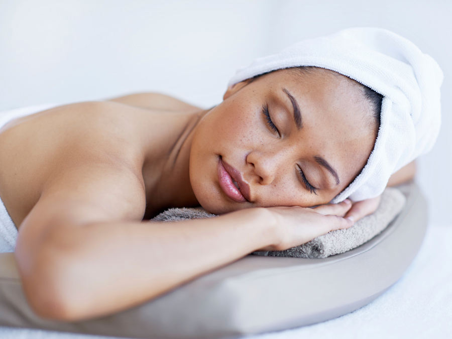 Massage and Facial Services at Island Spring Spa
