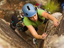 Four-Hour Guided Rock-Climbing or Rappelling Tour