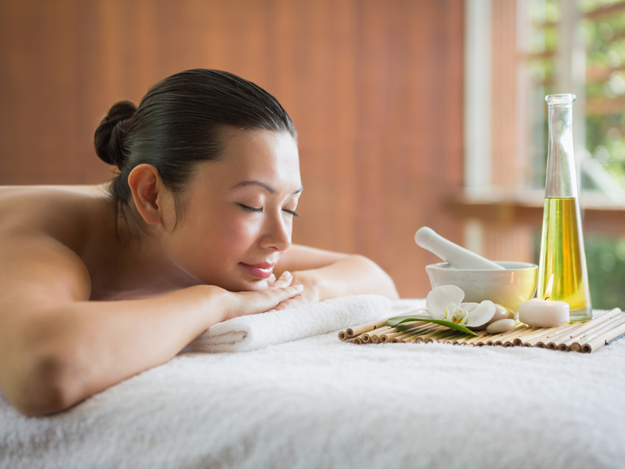 Spa Package from T.A.R. Salon and Spa