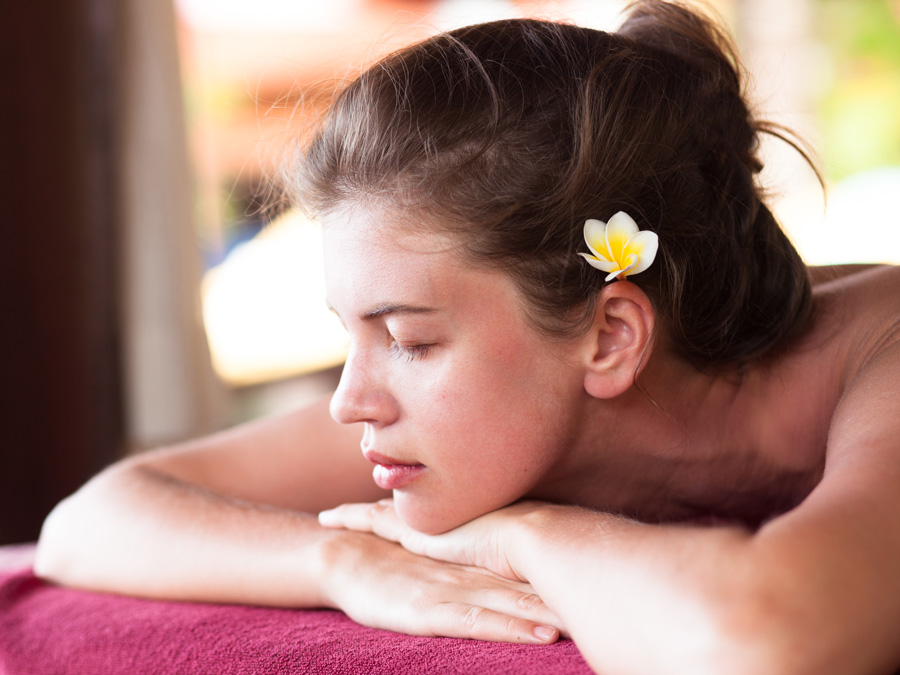 Massage and Facial at Orchid Massage Spa