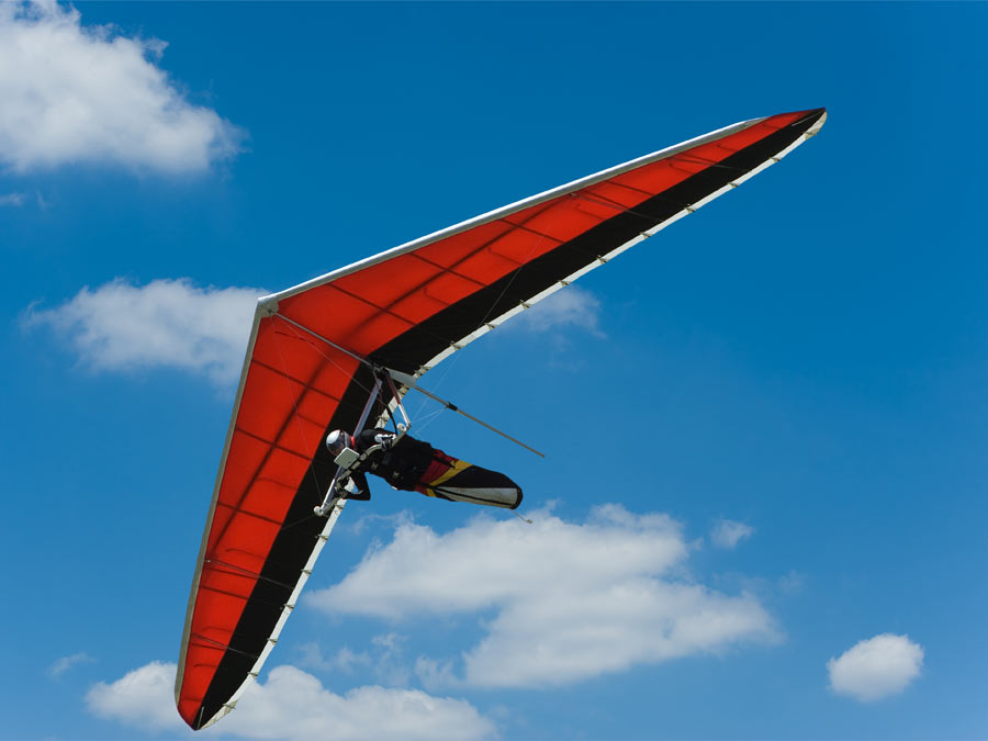 Hang Gliding Experience for One or Two