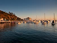 Overnight Luxurious Catalina Island Stay with Champagne and Wi-Fi