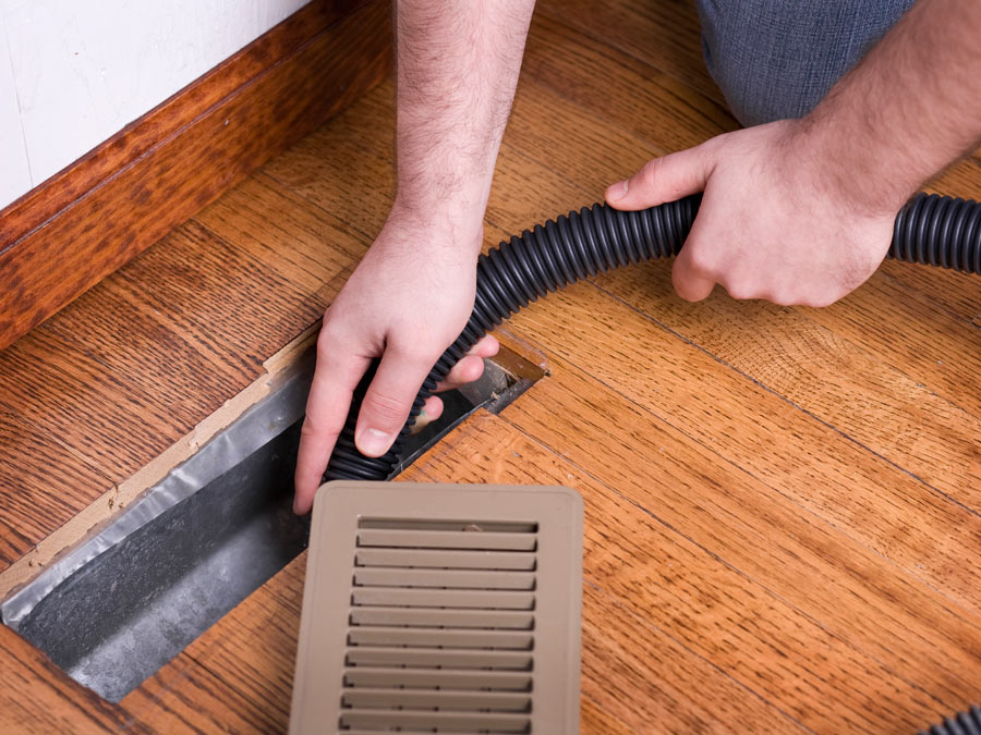 Whole-House Air-Duct Cleaning and More