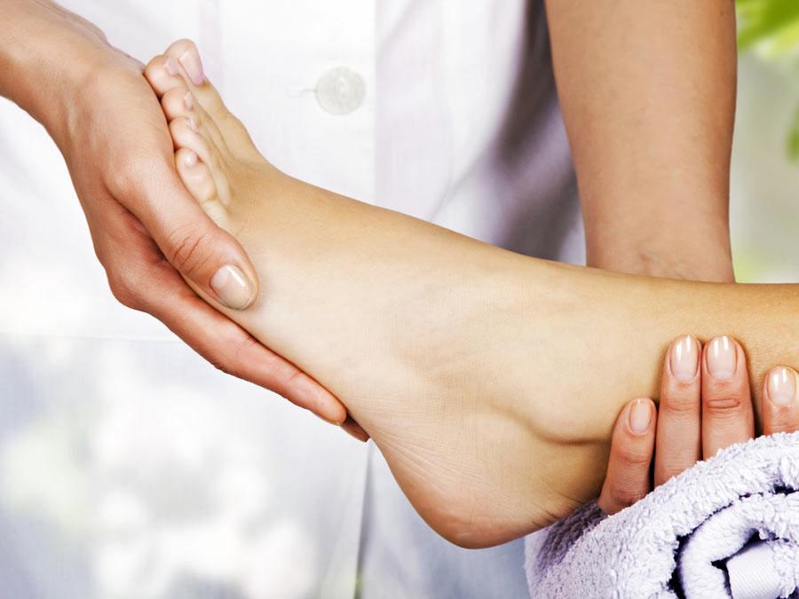 60-Minute Reflexology Massage