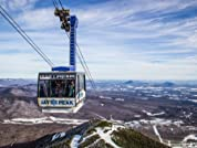 Jay Peak Winter Getaway with Lift Tickets and Indoor Water Park Access for Four Guests